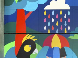 Waverley Public School Murals