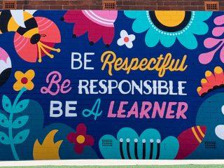 Randwick Public School Mural