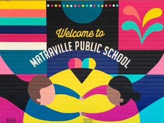 Matraville Public School Mural