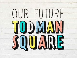 Todman Square Mural