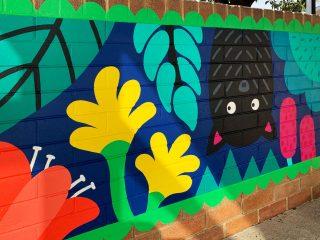 Playground Murals - Bondi